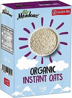 Oats Instant Organic Gluten Free MEADOWS 400g