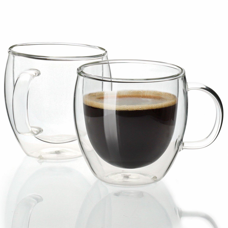 Sweese 4601 Espresso Glass Coffee