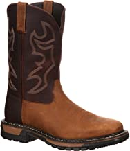 Rocky Men's 11 Inch Original Ride W037 Western Boot