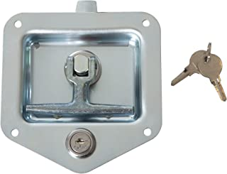 Buyers Products L8915 T-Handle Latch (Zinc Plated)