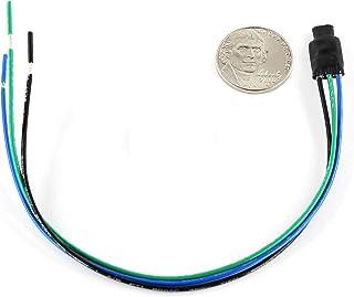 RED WOLF Bypass Video in Motion Interface für ausgewählte Pioneer Stereo Radio DVD Receiver   passend für alle Pioneer AVH, AVH P, JVC Video Einheiten