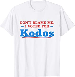 Best i voted for kodos Reviews