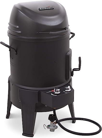 Weber Smokey Mountain Cooker Smoker 18.5 Inch