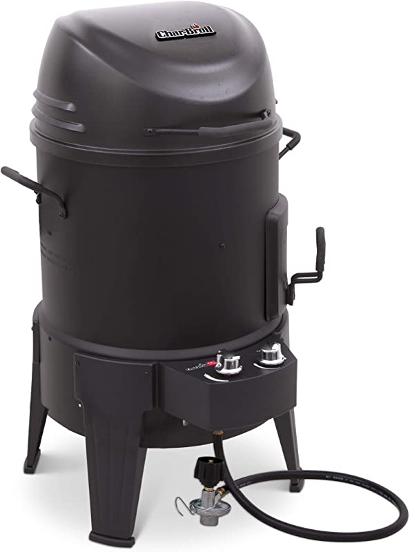 Char Broil The Big Easy TRU Infrared Smoker Roaster Grill