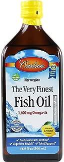 Best omega 3 fatty acids liquid form Reviews