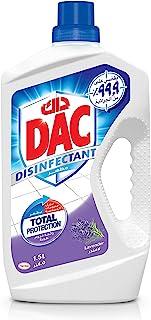 DAC Disinfectant Lavender Liquid Cleaners, 1.5 Liter