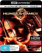 The Hunger Games (4K Ultra HD + Blu-ray + Digital)