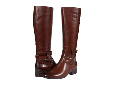 Naturalizer Reid (Cinnamon Leather) Women