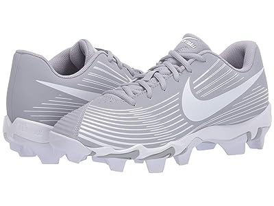 Nike Hyperdiamond 3 Keystone (Wolf Grey/White) Women