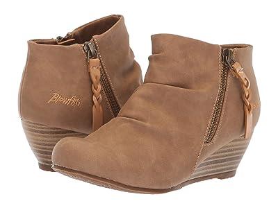 Blowfish Kids Brekki-K (Little Kid/Big Kid) (Sand Texas PU) Girls Shoes