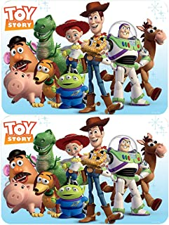 Toy Story Plastic Placemat Set (2 Pack)