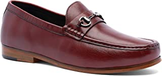 Men's FILMORE Classic Bit Loafers Leather Slip-on Luxury Comfort