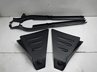 Can Am Maverick X3 XDS A arm Trailing guards protectors HMWPE OEM NEW #715002905
