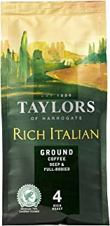 Taylors of Harrogate Rich Italian, 8-Ounce Packages (Pack of 2)