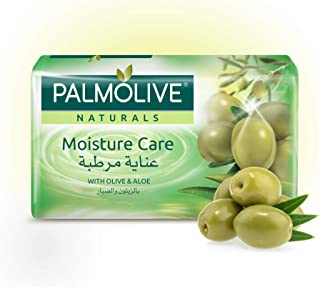 Palmolive Naturals Bar Soap Smooth and Moisture with Aloe Olive 170gm