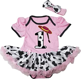 cowgirl 1st birthday outfit