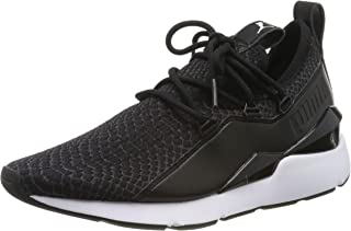 puma muse satin 2 black