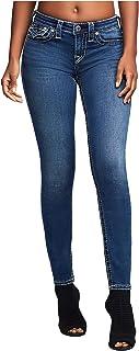 Women's Halle Big T Super Skinny Stretch Jeans in Stateside