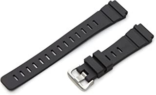 Hadley-Roma Men's MS3231RA 180 18-mm Genuine Polyurethane Diver Sport Watch Strap