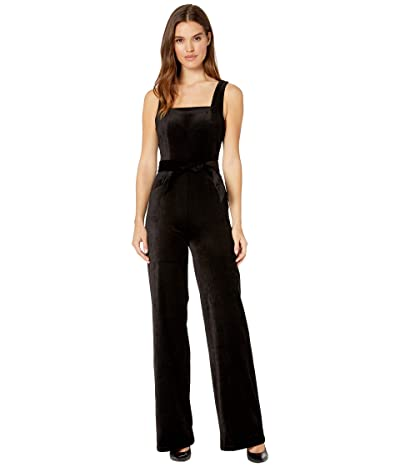 Paige Topanga Jumpsuit (Black) Women