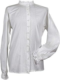 Camisa regional para mujer. Modelo Negreira.