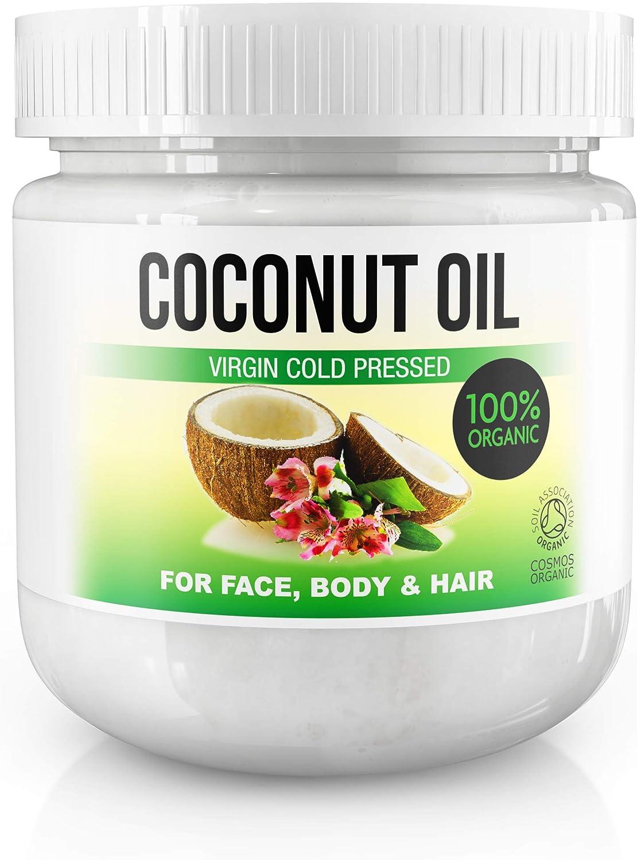 Générique, Aceite corporal de coco, 500 ml.