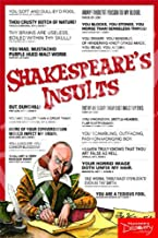 Teacher's Discovery Shakespeare's Insults Poster