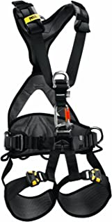 Petzl C71AFA0U AVAO BOD Fast Fall Arrest & Work Position Harness, Universal, Black