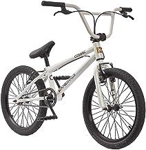 KHE BMX Cosmic 20 inch fiets met affix rotor slechts 11,1 kg [blauw zwart wit] ...