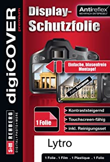 digiCOVER Premium Screen Protector for Lytro Light Field Camera
