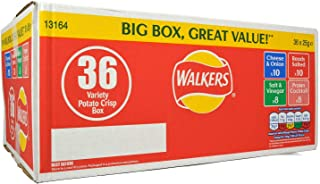 Walkers Variety Bumper Box 36 x 25g