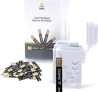 Dario 50 Blood Glucose Test Strips
