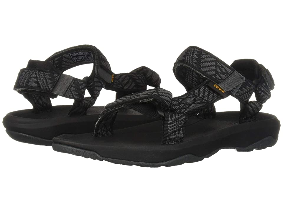 90a9e5f38ac6 Teva Kids Hurricane XLT 2 (Little Kid Big Kid) (Boomerang Black)