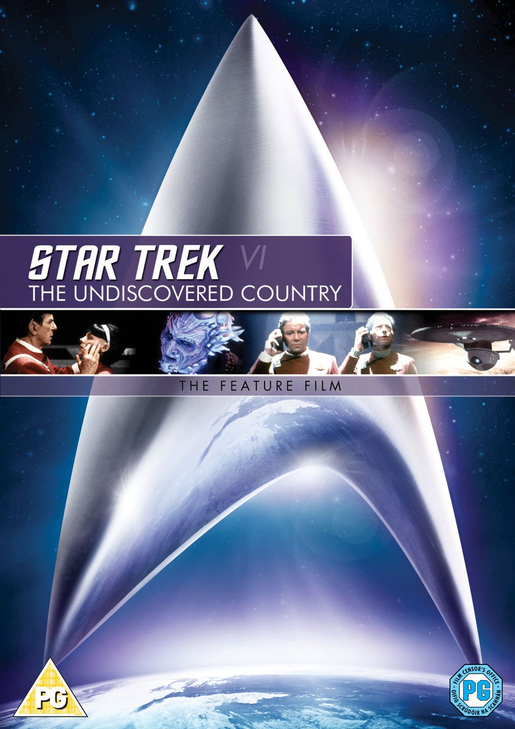 Star Trek Cheap mail order shopping Attention brand VI: The Country Undiscovered DVD