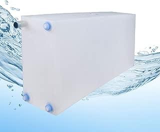 RecPro RV Water Tank   Grey Water Tank   RV Fresh Water Tank   Camper   Trailer (21 Gallon)