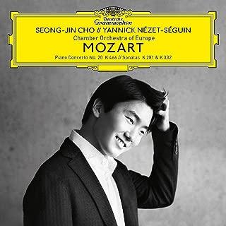 Mozart Piano Concerto No. 20, K. 466; Sonatas, K. 281 & 332