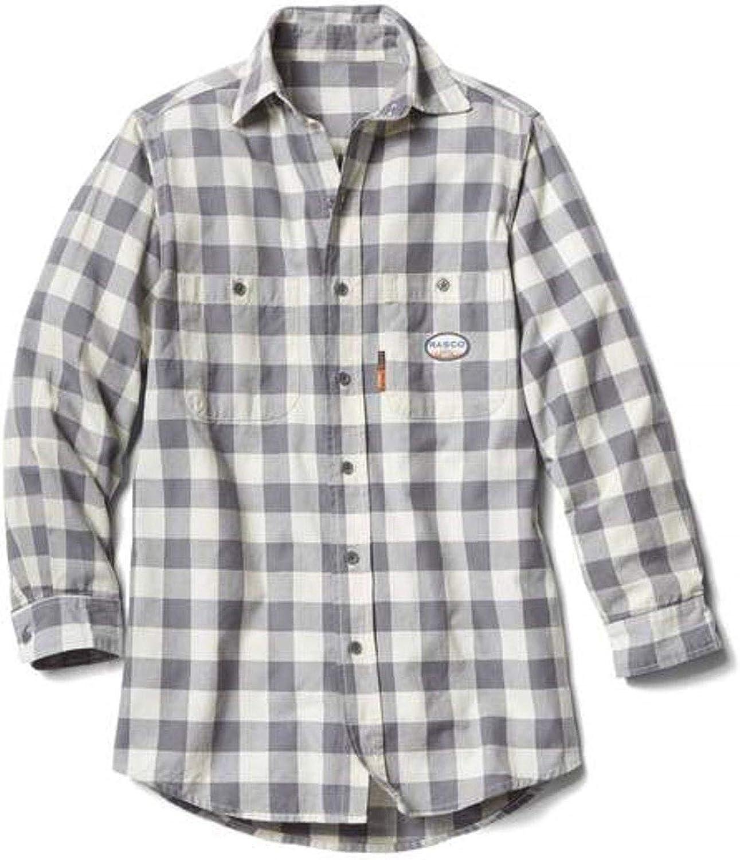 Rasco FR Buffalo Plaid Shirt
