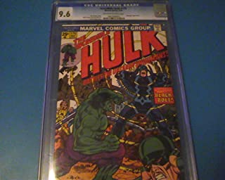 Incredible Hulk #175 Cgc 9.6 Marvel Comics. Inhuman Appearance.
