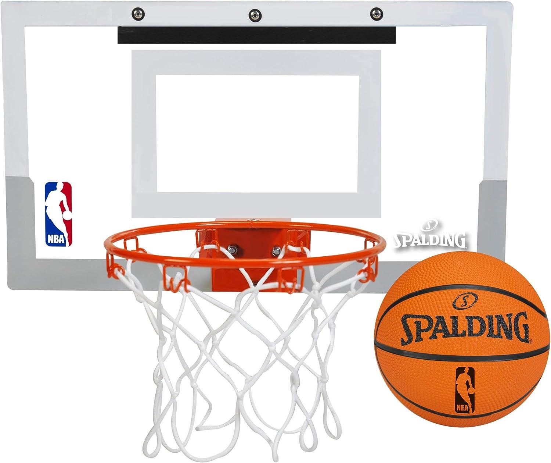 NBA cheap Jam Over-The-Door Mini Basketball Hoop 18