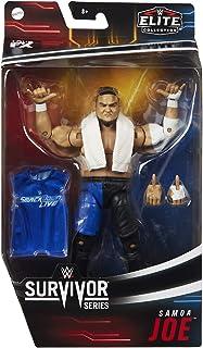 Ringside Samoa Joe - WWE Elite Survivor Series 2020 Mattel Toy Wrestling Action Figure