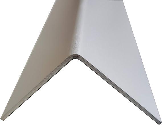 Aluminium Winkel Eloxiert L Profil Alu Schiene Aluprofil Winkelprofil Aluwinkel 50x40x2 mm 1000mm