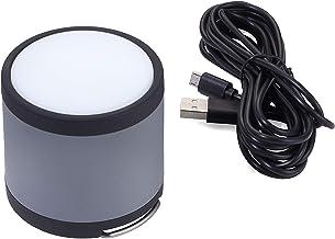 Troika Eco Work Light werklamp voor volwassenen, zwart titanium, 6,5 cm
