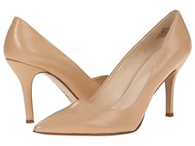 Nine West Flax Pump (Ligna Leather) High Heels