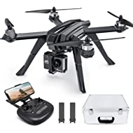Potensic D85 GPS Drone with 2K FPV Camera, 5G WiFi Live Video Brushless Quadcopter with Carrying...