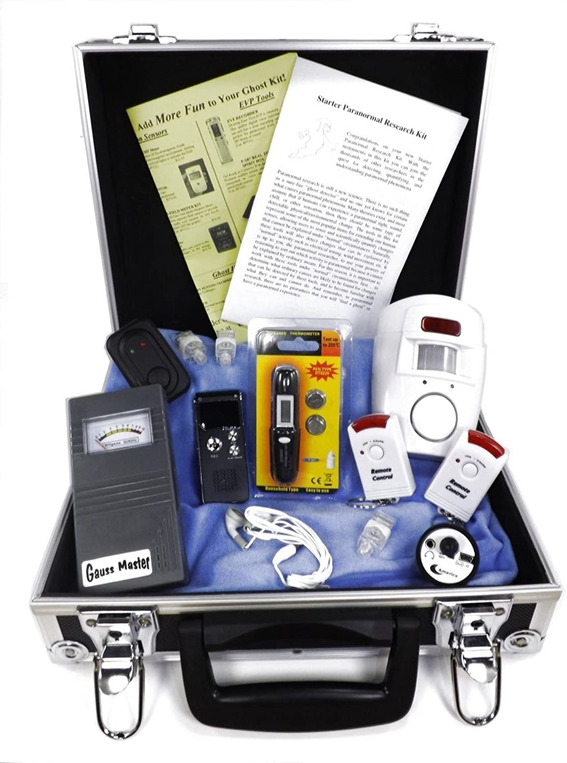 The Original Ghost Hunting Kit by GenEl