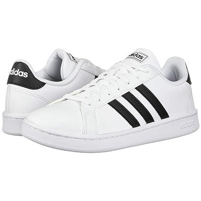 adidas Grand Court (Footwear White/Core Black/Footwear White) Women