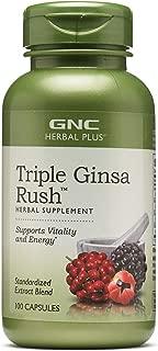 Best triple ginsa health benefits Reviews