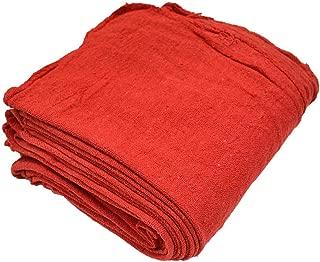 Pro-Clean Basics Reusable Cotton Shop Towels, 100% Cotton