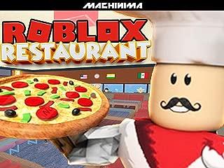 Clip: Roblox Restaurant