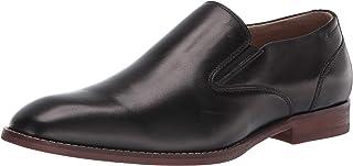 Steve Madden mens Rushed Loafer، جلد أسود، 7. 5 US